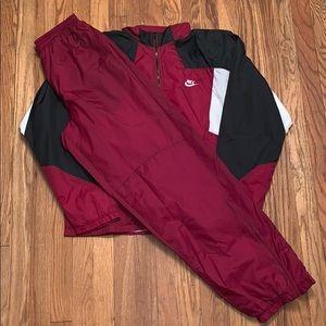 Vintage Nike Windbreaker Suit